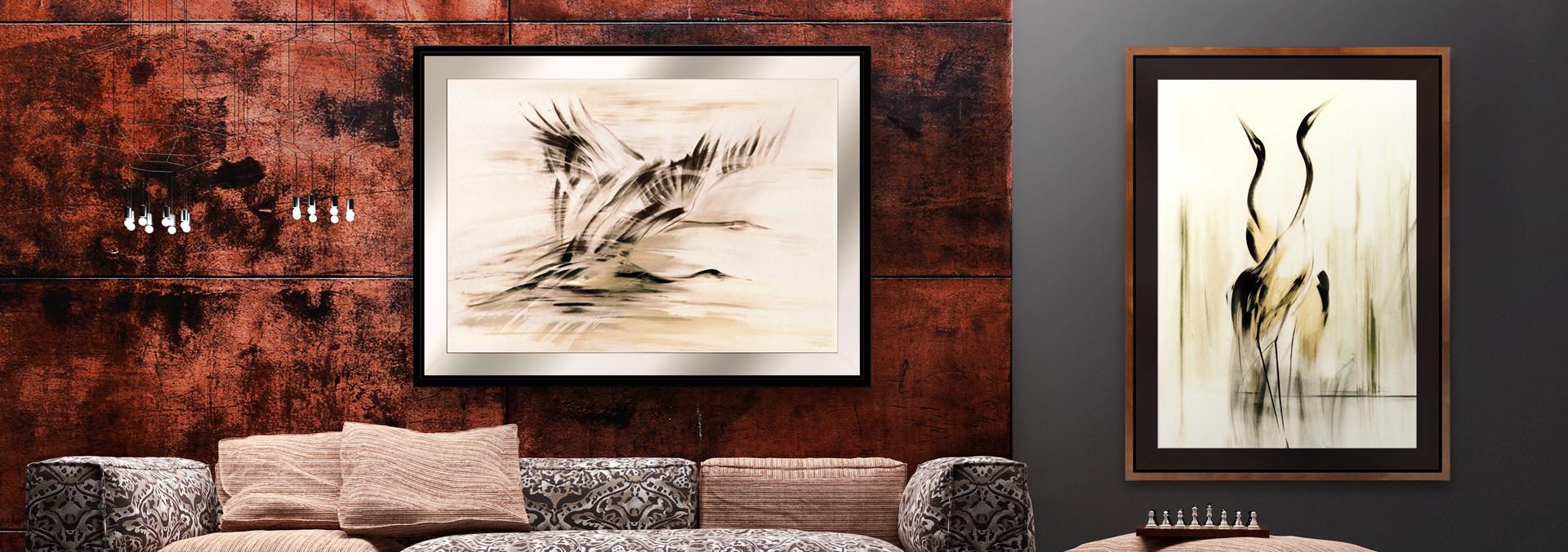 Bilder fürs Wohnzimmer, Moderne Bilder - 22cranes